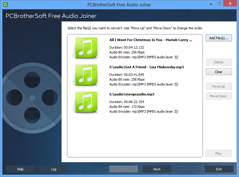 Free Audio Joiner