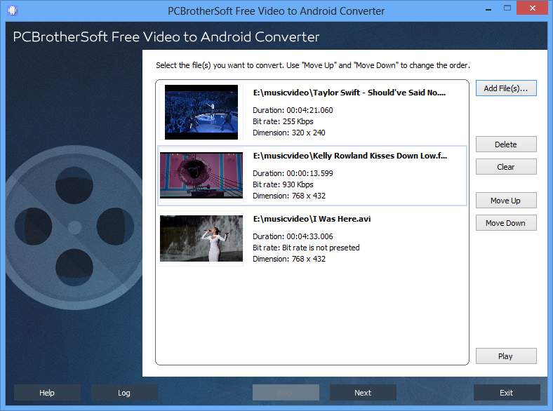 Free Video to Android Converter